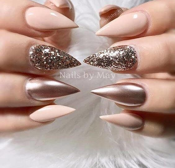 20 Stunning Acrylic Nails Ideas To Express Your Personality Top Fashion News